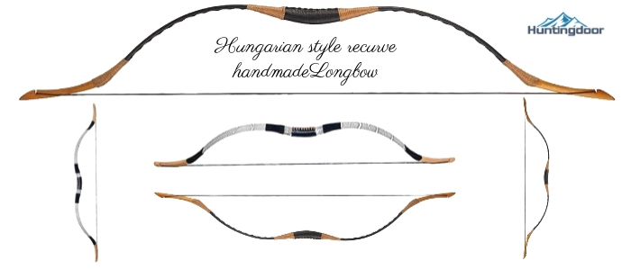 Hungarian recurve bow