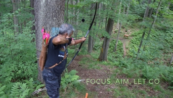 Longbow Hunting