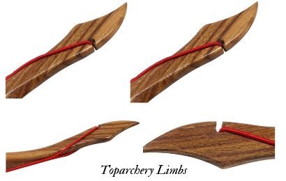 Toparchery Limbs