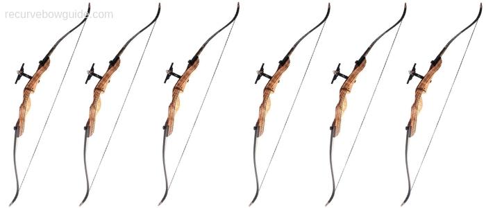 Junxing recurve bow