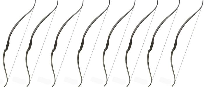 sas snake recurve bow