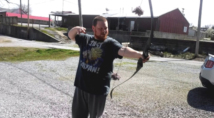 black hunter bow review