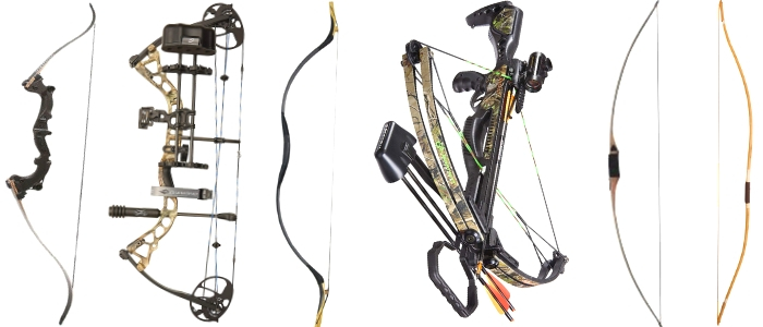 Image result for types of archery bows