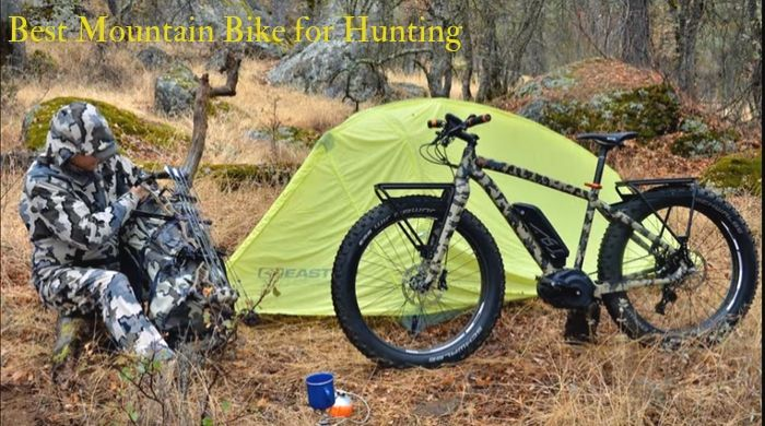 Best mountain bike for hunting