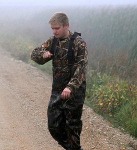 Hunting waders